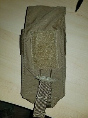 BAE Systems ECLiPSE Single Smoke Canister MOLLE Pouch - Coyote - New