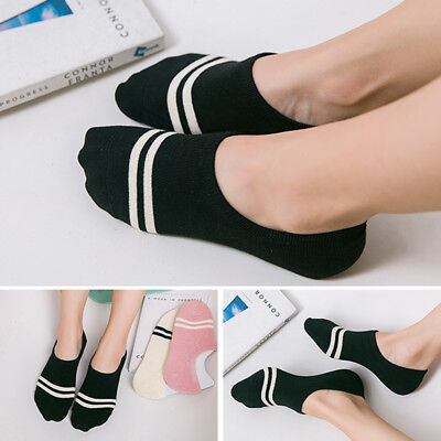 Women Doggy Printed Invisible Trainer Liner Socks No Show Footsies Non-slip