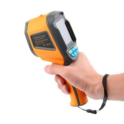 Handheld Thermal Imaging Camera Infrared Thermometer Imager Gun -20 P2