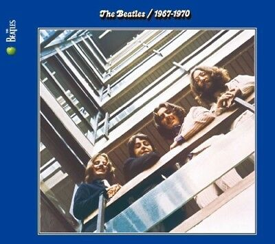 1967-1970 - 2 DISC SET - Beatles (2016, CD NUOVO)