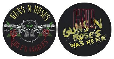 Guns N Roses slipmat set