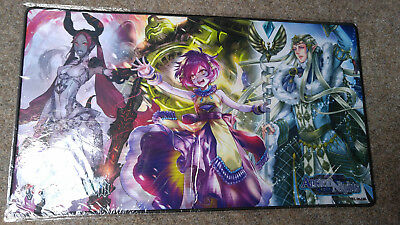 Force of Will Ancient Nights Pandora Faerur Frayla Playmat Spielmatte