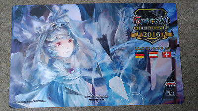 Force of Will Reflect Road to Nationals 2016 Sieger Winner Playmat Spielmatte