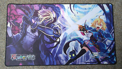 Force of Will Mariabella Machina Echos einer neuen Welt Playmat Spielmatte