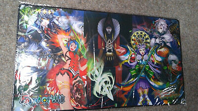 Force of Will Gill Alhamahat Return of the Dragon Emperor Playmat Spielmatte
