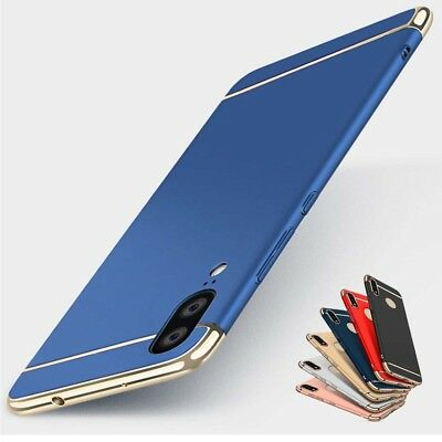 Hybrid Hybrid Shockproof Electroplate Case Cover For Huawei P20 Lite Pro P Smart