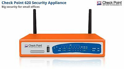 Checkpoint 620 Appliance Hardware Firewall / Network Security + WiFi / ADSL
