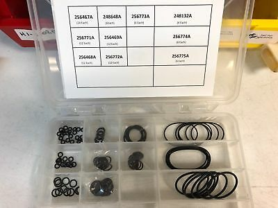 Complete O-Ring Kit for Graco Fusion CS Spray Gun