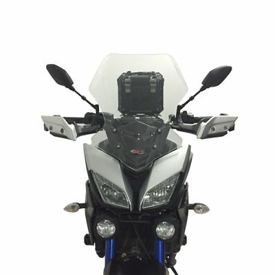 Yamaha MT-09 FZ09 900 Tracer Touring Windshield Windscreen Deflector 2015 2017