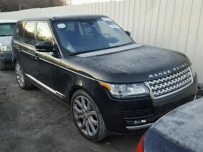 2015 Land Rover Range Rover supercharged 2015 Land Rover Range Rover Supercharged For Sale Minor Damage