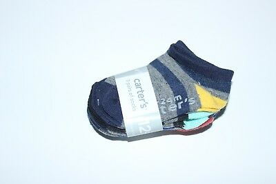 Carter's 12-24 Month Toddler's Socks 3 pairs