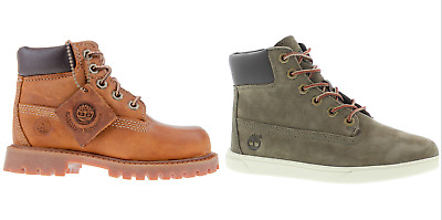Timberland Toddlers 6-Inch Premium Boots Waterproof Infant Kids