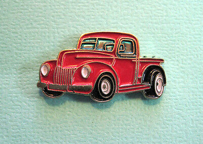 1940 40 FORD pickup truck - hat pin , tie tac , lapel pin , hatpin GIFT BOXED