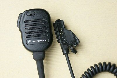 Motorola Speaker Mic NMN6193C for Motorola HT, MT, and XTS Radios