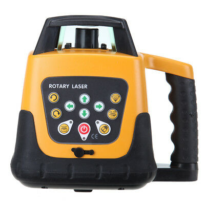 Horizontal & Vertical 500m Green Laser Beam Self-leveling 360 Rotary Level Kit
