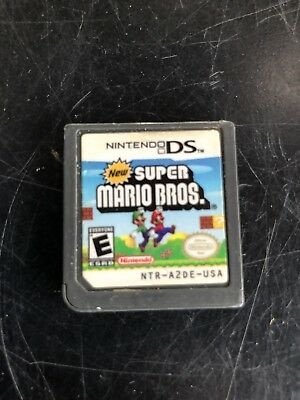 Super Mario Bros Game Card For Nintendo 3DS DSI DS XL Lite