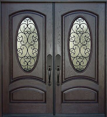 High Definition Composite Front Entry Doors: Pre-hung and Pre-finished