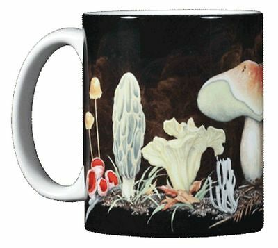 Mushroom 11 oz. Coffee Mug or Tea Cup