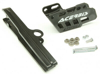 NEW ACERBIS 2404230001 Chain Guide and Slider Kit