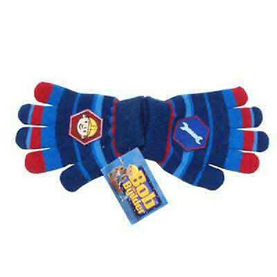 Bob The Builder Gloves - 1- 6 Years - Licensed
