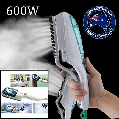 Garment Portable Travel Clothes Steamer Handheld Iron Steam Brush Hand Held BS