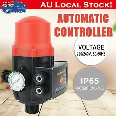 Automatic Water Pump Controller Pressure Switch Electric Electronic Control S