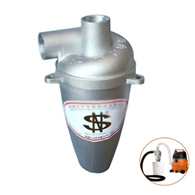 High Efficiency Cyclone Dust Collector Filter Cyclone Separator For Wood SN25T5