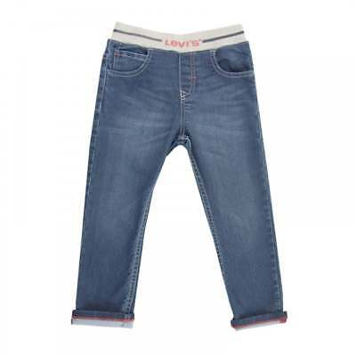 Levis Infants Riby Elastic Waist Jeans (Blue)