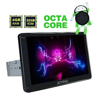 10.1 Inch Big Screen 4GB RAM Octacore PX5 Android Car Stereo for Universal 1 Din