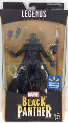Black Panther Hasbro Marvel Legends 6-Inch Black Panther Action Figure Toy New