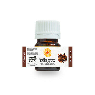 Clove Bud Oil Undiluted 100% Pure Natural Essential Oil 10 to 250 ML From India