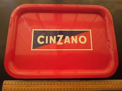 '' Cinzano '' Themed Beer/drinks  Tray
