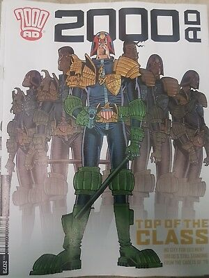2000 AD ISSUE 2079  issue 02 May 2018
