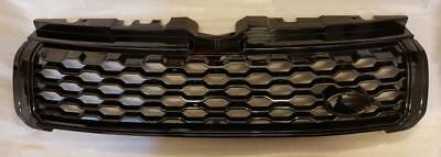 Dynamic Style Gloss Black Front Grille to fit Range Rover Evoque 2016 Onwards