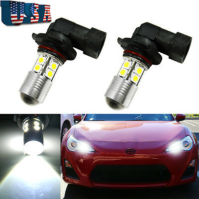 High Power 100W Xenon White 9005 LED For 2013 & up Scion FR-S High Beam DRL