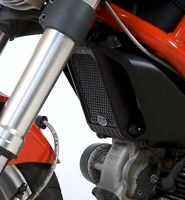 Protection de radiateur d'huile r&g racing ducati monster 1100 s/evo