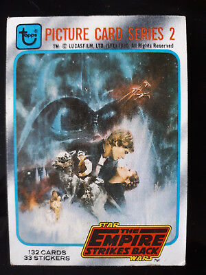 Topps THE EMPIRE STRIKES BACK (Series 2) Single Bubblegum Trading Card Pick No.