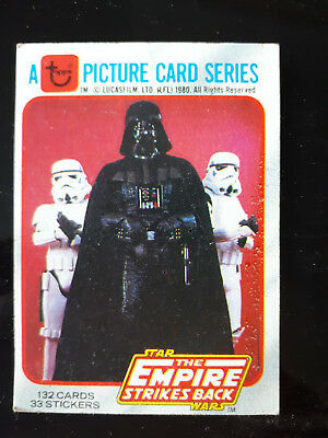 Topps THE EMPIRE STRIKES BACK (Series 1) Single Bubblegum Trading Card Pick No.