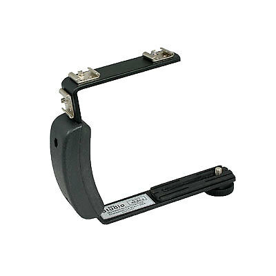 RPS Studio Flash Bracket with 3 Accessory Shoes