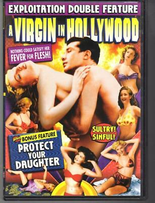 Protect Your Daughters/A Virgin in Hollywood (DVD, 2006)