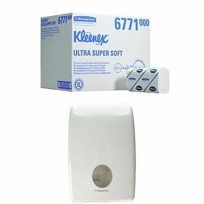 KLEENEX Airflex Ultra Super Soft Hand Towels product code 6771, Interfolded 96 3