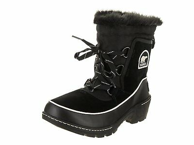 c2d3cbcfa49 SOREL Womens Tivoli III Leather Closed Toe Ankle Cold Weather Boots