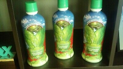 Youngevity Strawberry Kiwi Mins 32 fl oz 4 Pack Dr Wallach