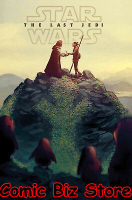Star Wars Last Jedi Adaptation #1(Of 6) (2018) 1St Printing Main Cover Marvel