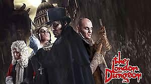 2 tickets for Shrek Adventure/The London Dungeon - Pick your own dates