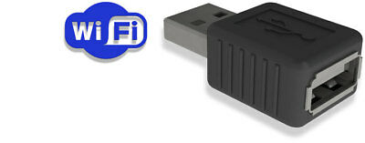 AirDrive Keylogger - Hardware USB Keylogger with Wi-Fi and 16MB memory