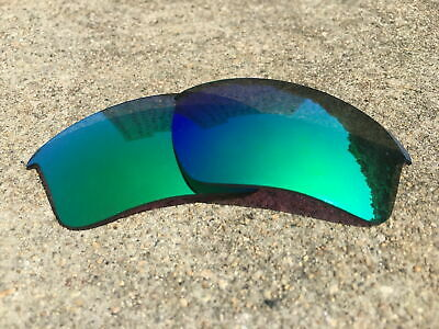 65b42642b5 Polarized Replacement Lenses for-Oakley Half Jacket 2.0 XL -Emerald Green