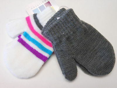 Baby mittens Toddler outerwear Baby clothes Boys Gloves  Girls Mittens 6-18 mos