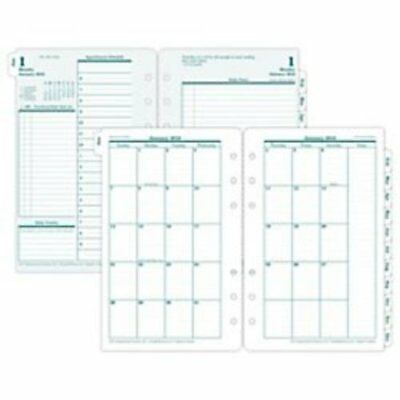"FranklinCovey Original Loose-Leaf Planner Refill, 4 1/4"" x 6 3/4"", 30% Recycled,"
