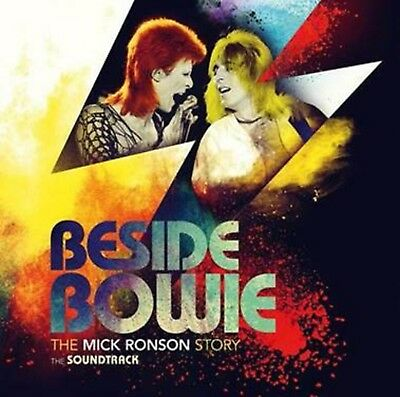 Beside Bowie - The Mick Ronson Story S/T - New CD Album